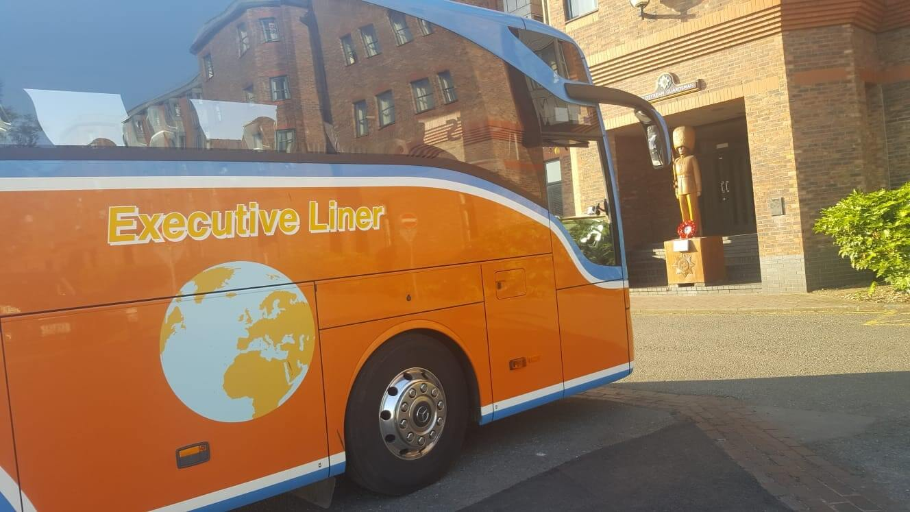 Royal Wedding Staff Transport